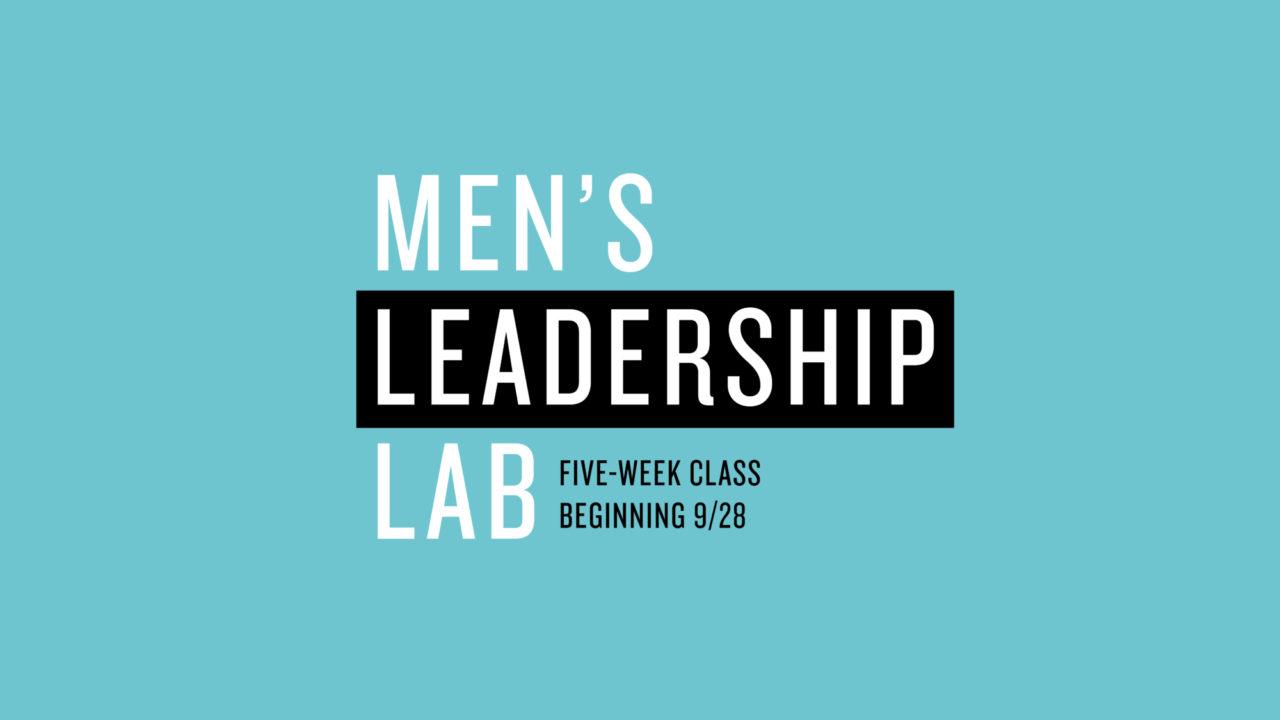 Men's Leadership Lab